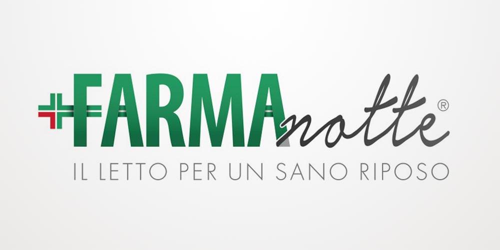 urso creazione logo farmanotte