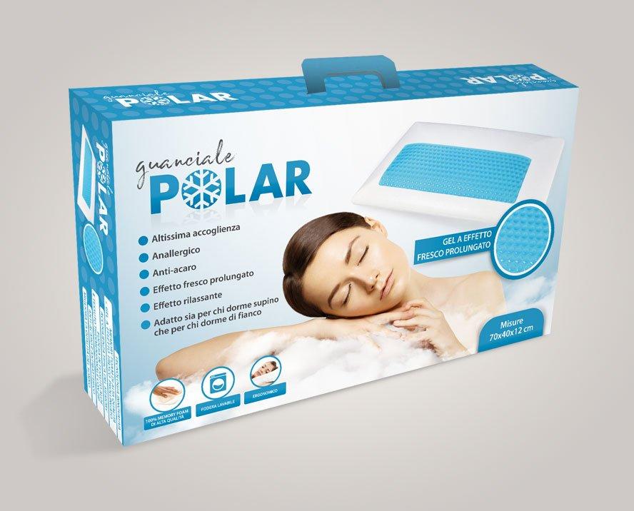 polar confezione guanciale